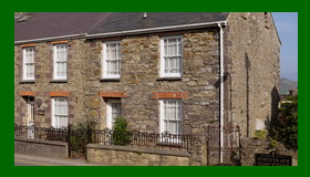 2 Goat Street, Holiday Cottage, St Davids